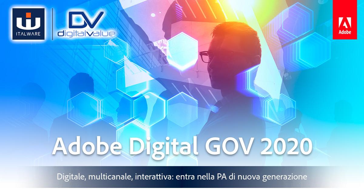 Adobe Digital GOV